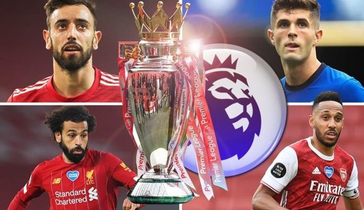 The EPL: A series of strange events