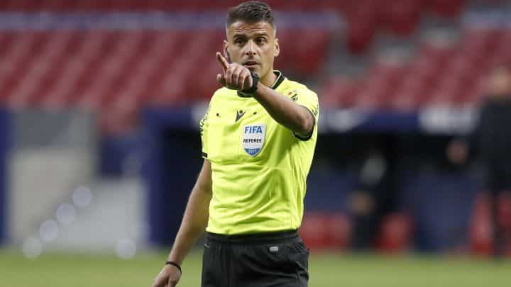 EL Clasico Referee under controversy ahead of the upcoming Clasico