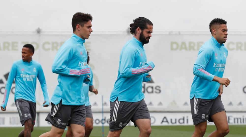 6 Real Madrid players doubtful for the clash against Chelsea