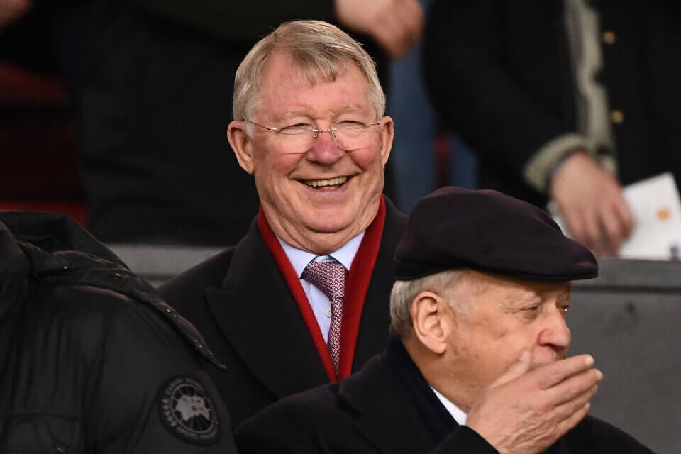 Sir Alex Ferguson claims he only coached just four world-class players at Manchester United