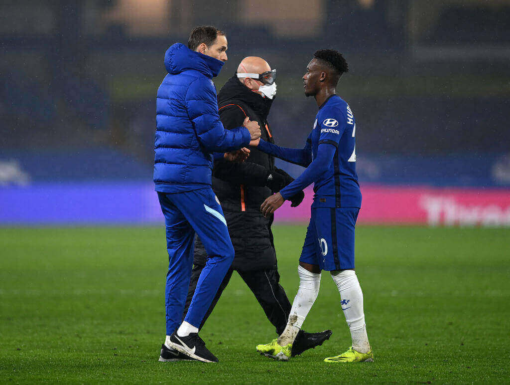 Cheslea boss Tuchel praises youngsters