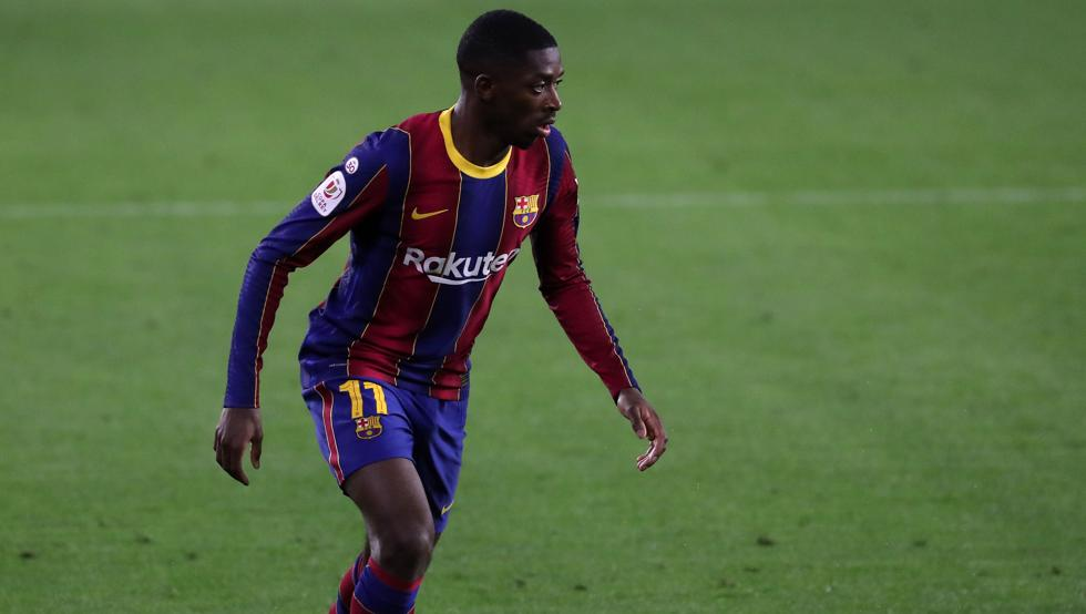 Ousmane Dembele on the radar for Manchester United and Liverpool