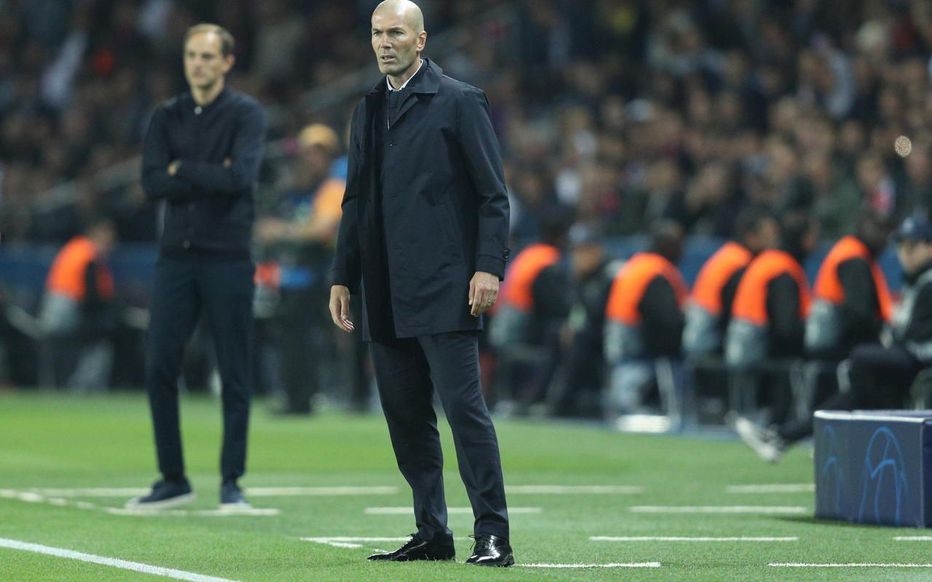 Zidane is certain that the clash against Chelsea will not be an easy one.