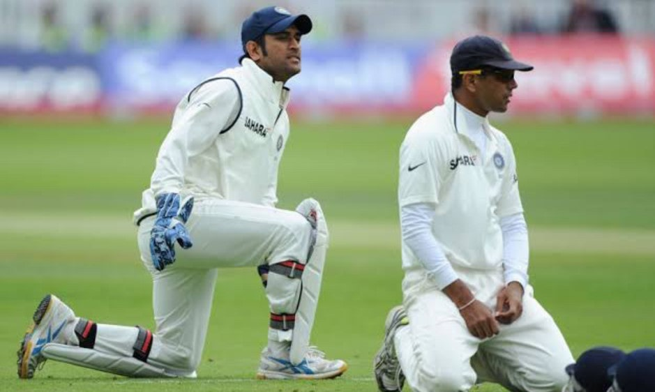 Angry Dravid once lost his calm on MS Dhoni; Sehwag spills the beans