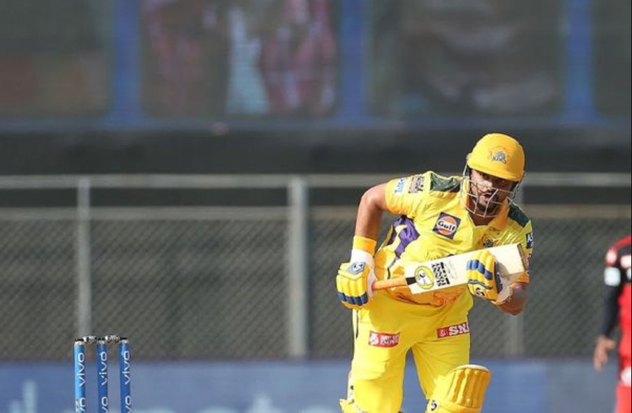 Twitter reacts as AB de Villiers questions Chahal as spinner forgets to run Raina out