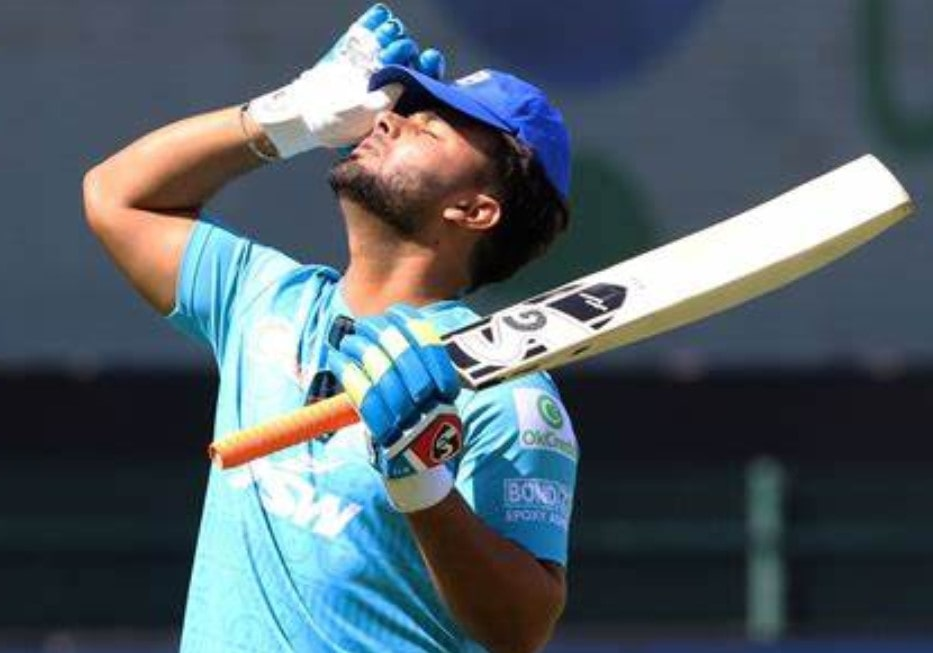 Video: Pant hilariously trolls Billings in the practice session