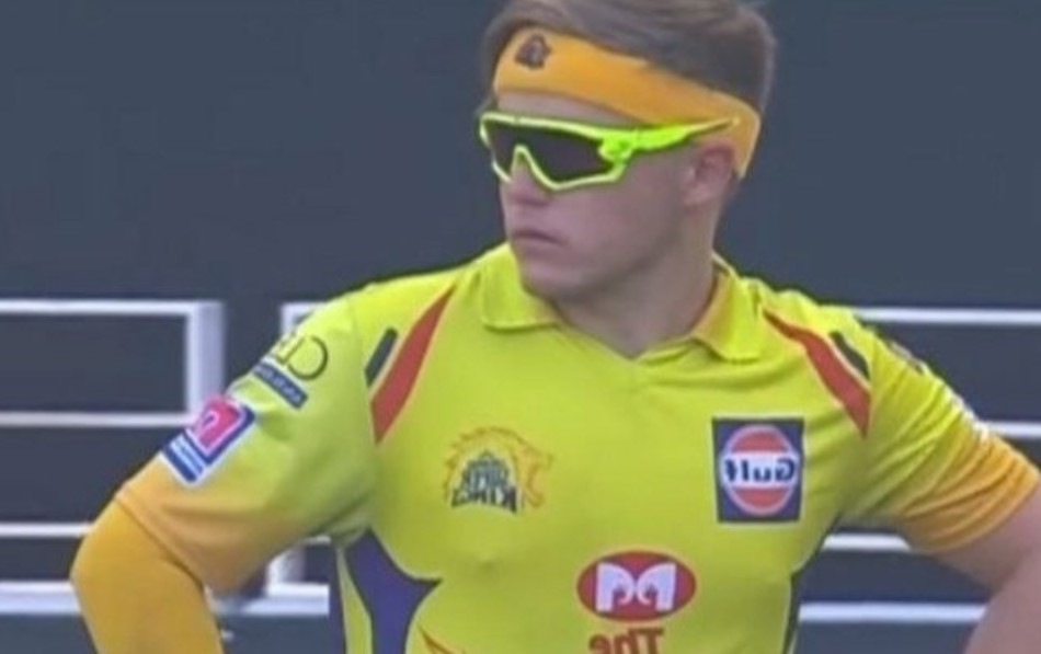 Video: Sam Curran makes a mess of Andre Russell leg stump with a peach of a delivery