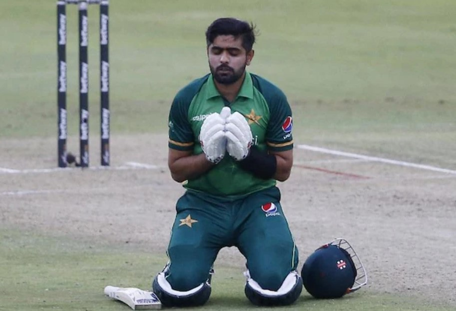 Video: Babar Azam executes late shot to perfection against South Africa