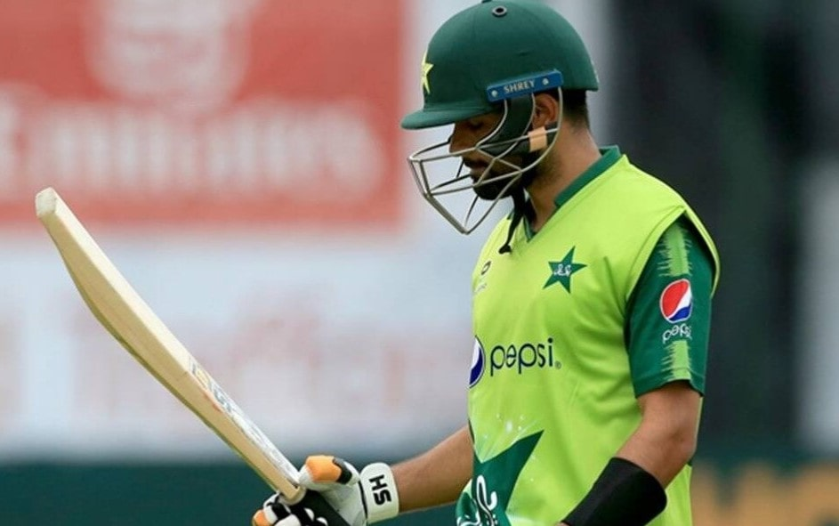 Video: Babar Azam celebrates his century against South Africa in animated manner