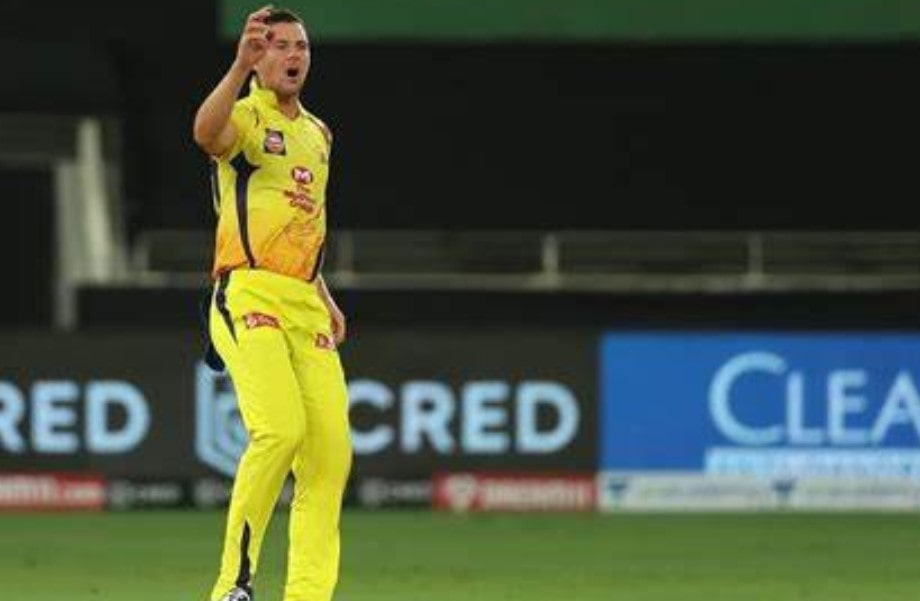 CSK CEO gives the latest update on Josh Hazlewood replacement for IPL 2021