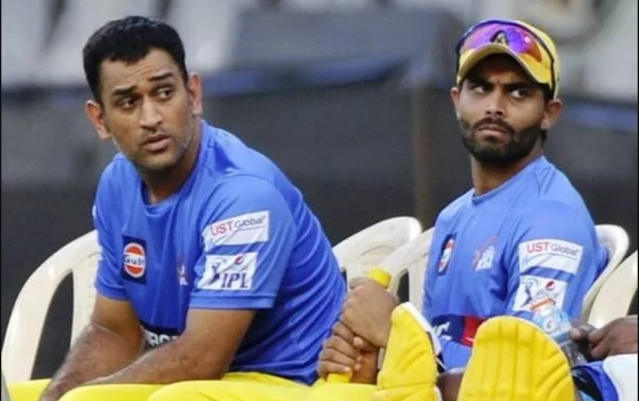 MS Dhoni 8-year-old tweet on Jadeja goes viral after his all-round show against RCB