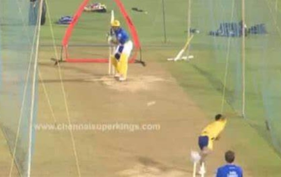 Video: 20-year-old Afghan pacer bowls at a blistering pace to CSK batsmen in nets