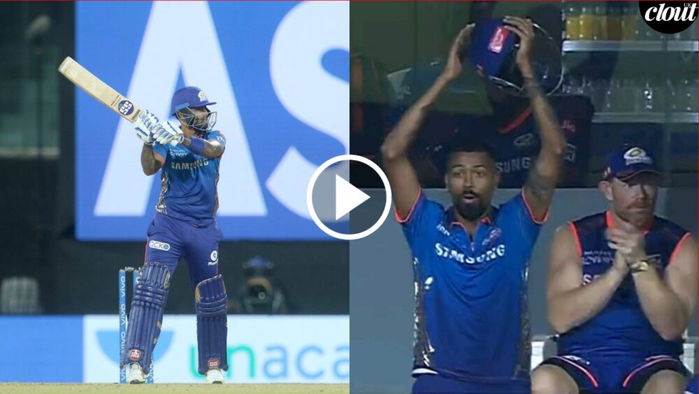 Twitter reacts as Suryakumar smashes Cummins into the orbit with a 99m six