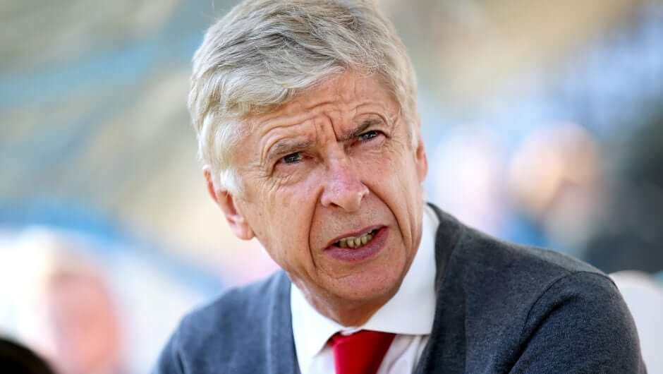 Arsene Wenger on ESL