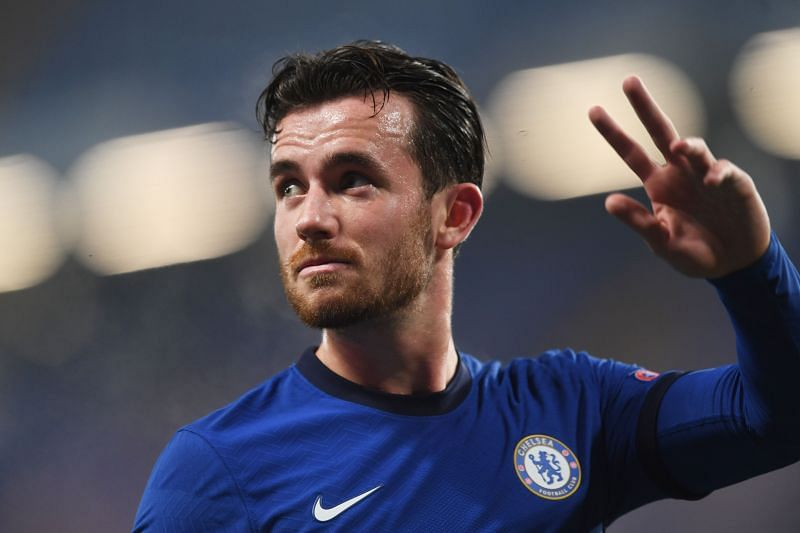 Ben Chilwell in form  for Chelsea
