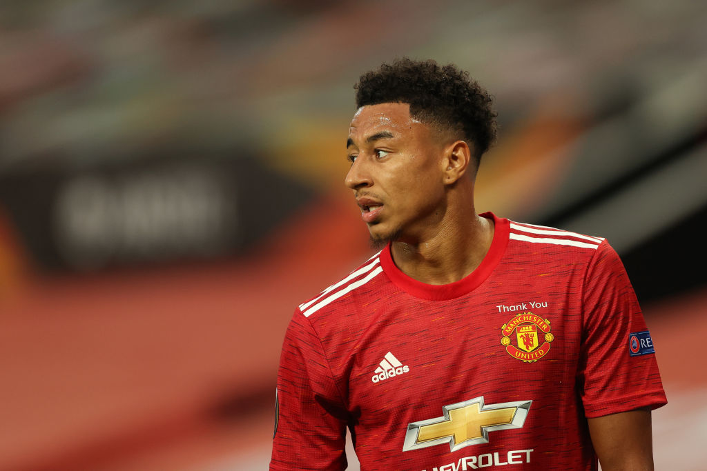 Manchester United to double Jesse Lingard's asking price amid West Ham interest