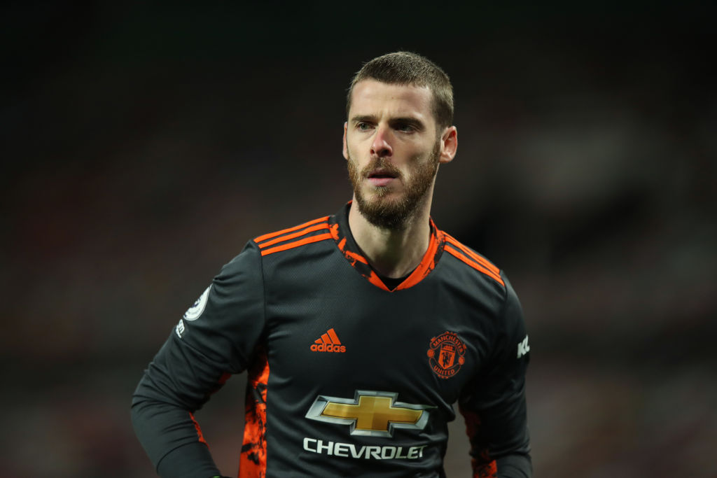 Man United set David de Gea price as he is offered to Europe's elite clubs