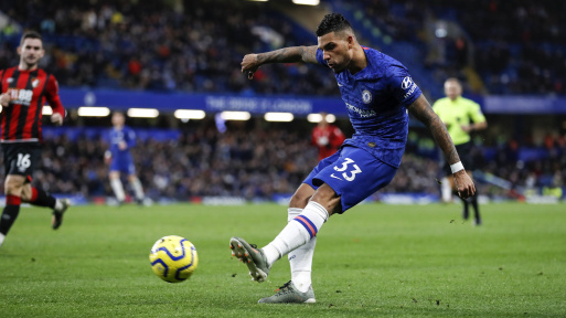 Inter Milan and Juventus showing interest in Chelsea's Emerson