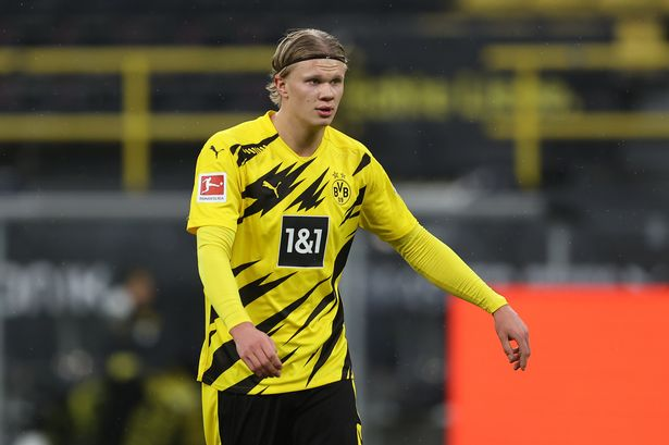 Swap Deal: Four Man United players for Dortmund's Haaland