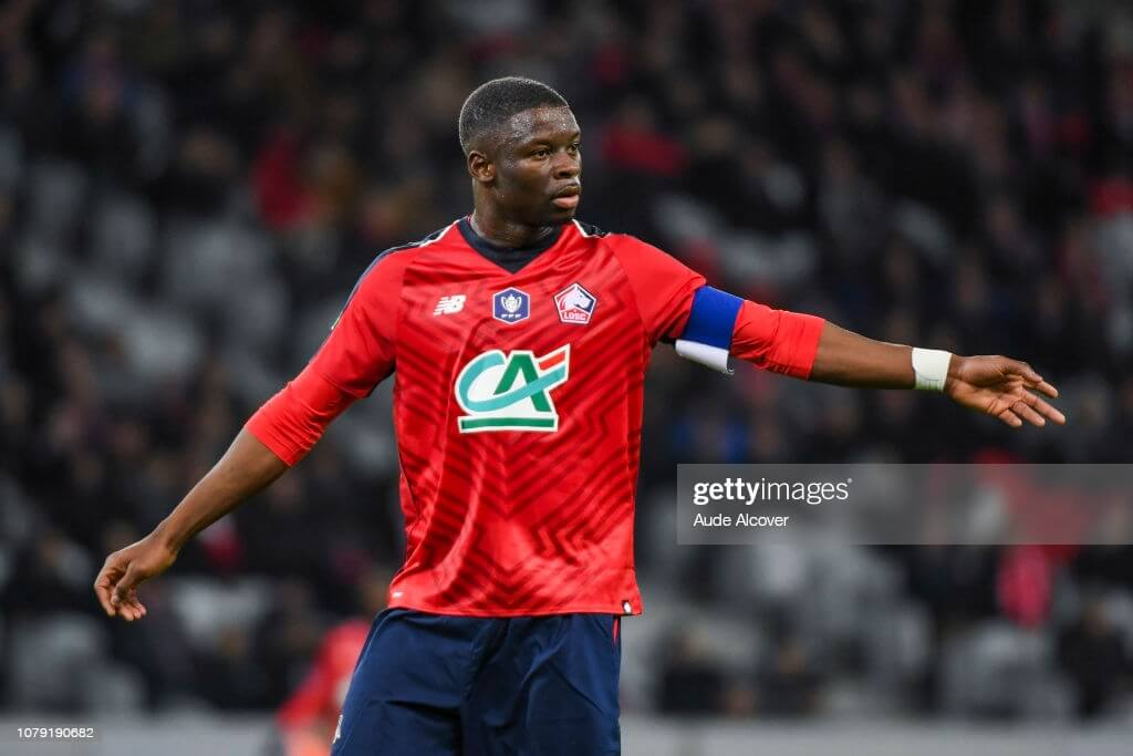Lille star Soumare target for PL clubs