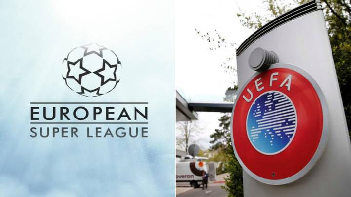 It seems as if clubs are caught in a crossfire between UEFA and the European Super League