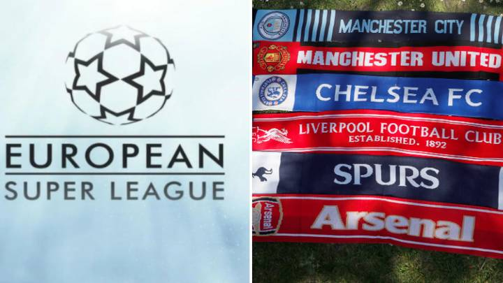 The top 6 in the Premier League have agreed to join the European Super League.