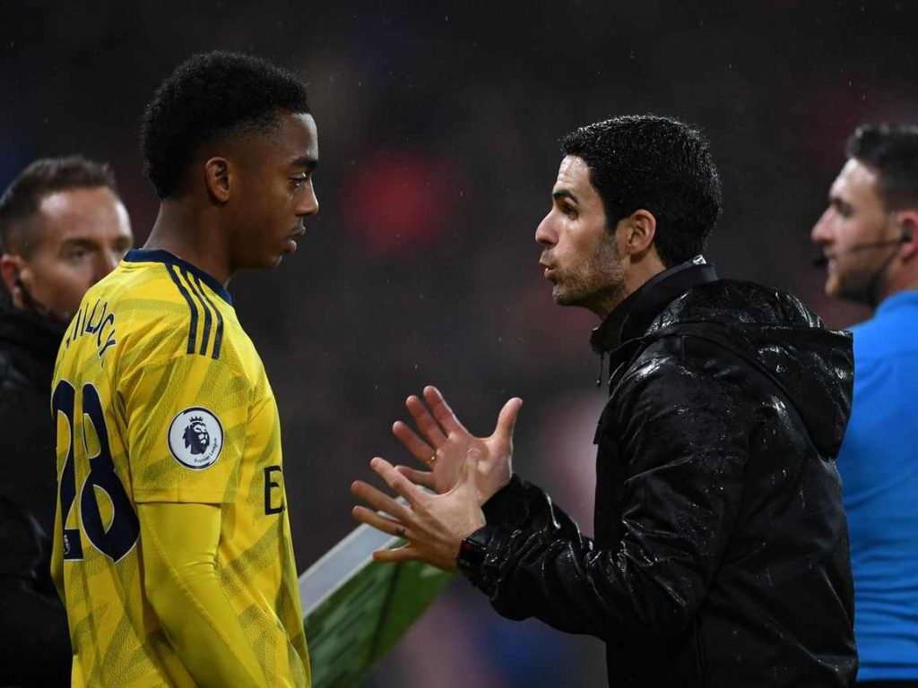 Arsenal might be hoping that they dint loan Willock seeing his current form