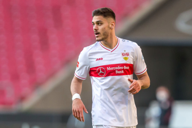 Mavropanos unsure on his Arsenal future as Stuttgart stay more likely