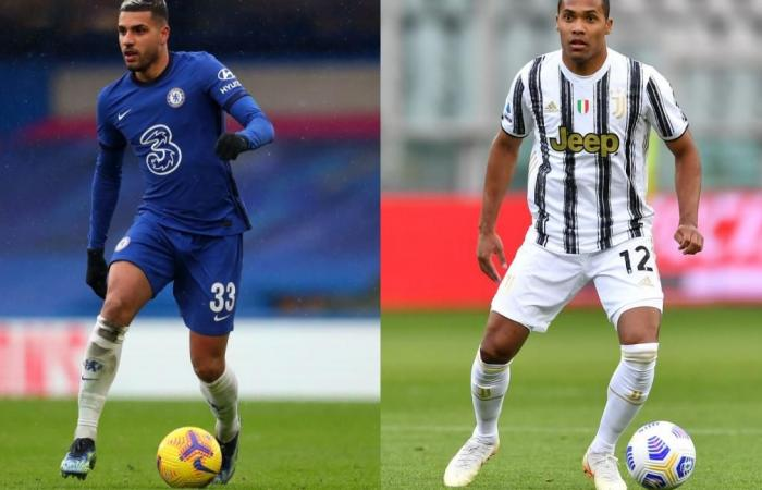 Why a swap deal is being preffered by Chelsea and Juventus ?