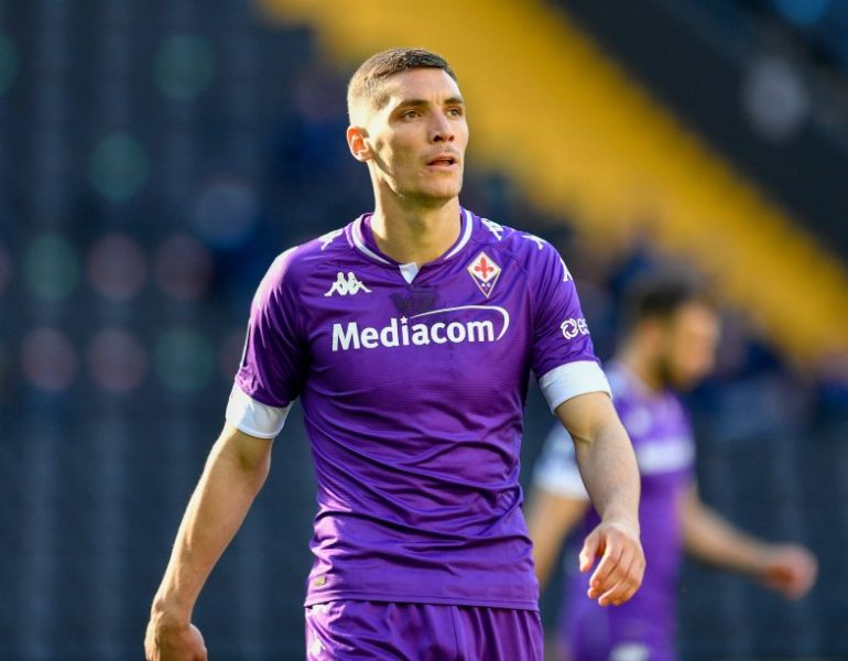 Chelsea and Manchester United set to battle it out for Serie A defender Nikola Milenkovic