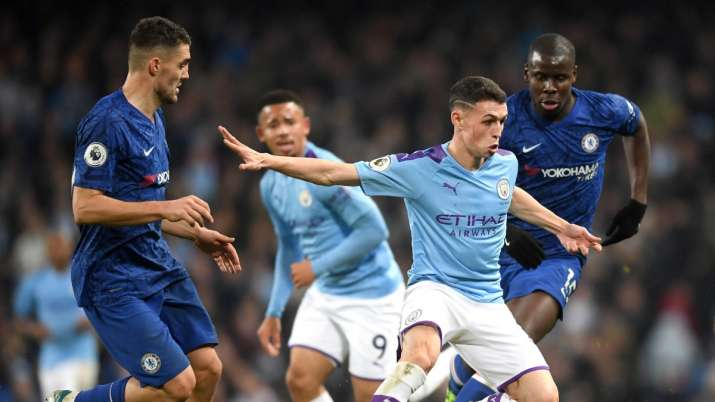 This could be the first of 3 meetings between Chelsea and Manchester City