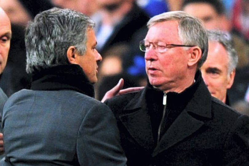 Jose Mourinho and Sir Alex both know that winning trophies is the ultimate goal.