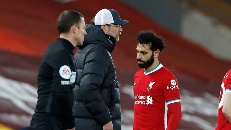 Liverpool to sell Salah?
