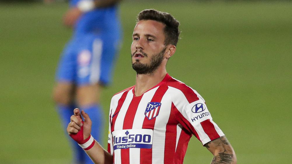 Manchester United to strenghten the midfield Saul Niguez