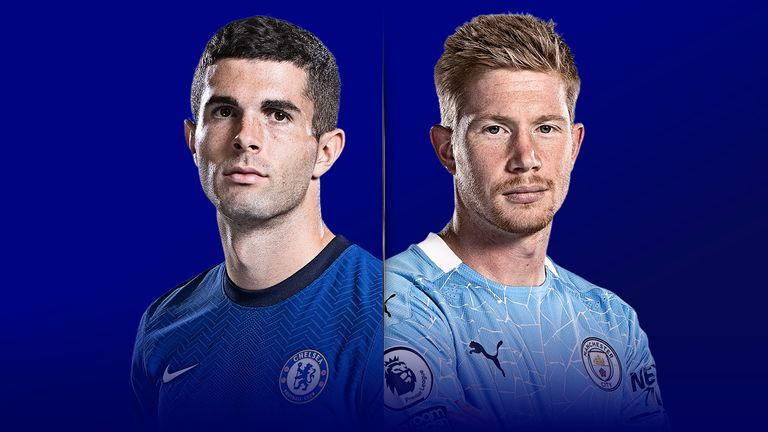 Chelsea and Manchester City go head to head in the FA Cup Semi Final.