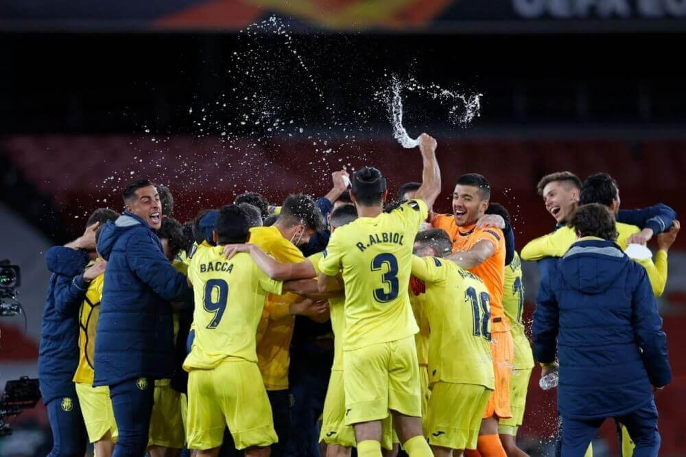 Villarreal made history whern they defeated Arsenal to reach their maiden European final