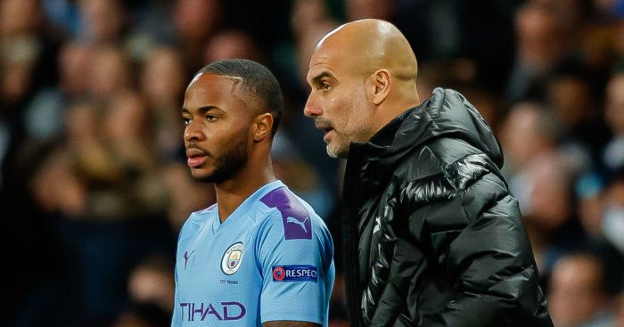 Manchester City to sell Sterling?