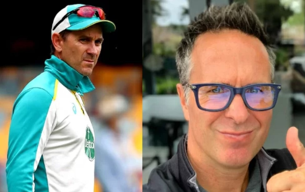 Langer reacts to Vaughan 'there's no shame in losing to Team India 3rd XI' remark