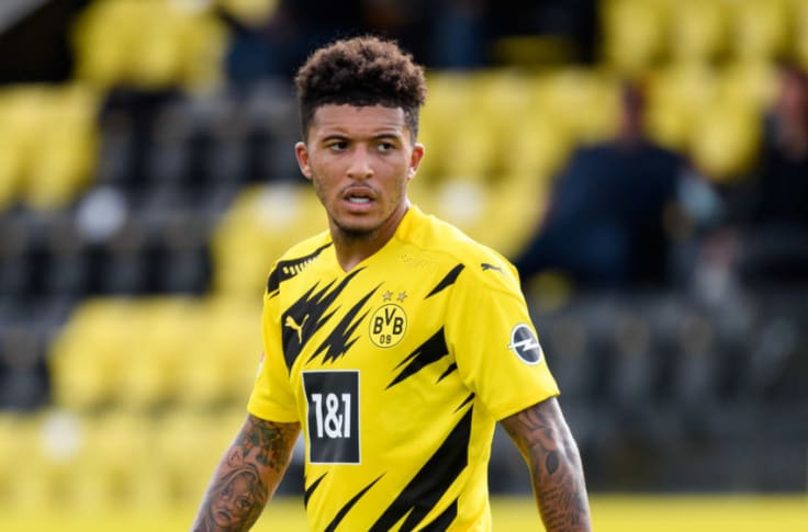 When will Sancho move to Manchester United?