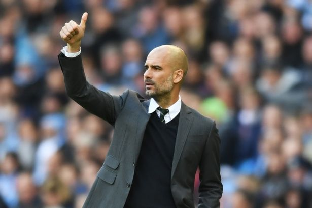 Pep Guardiola looking for new left-back