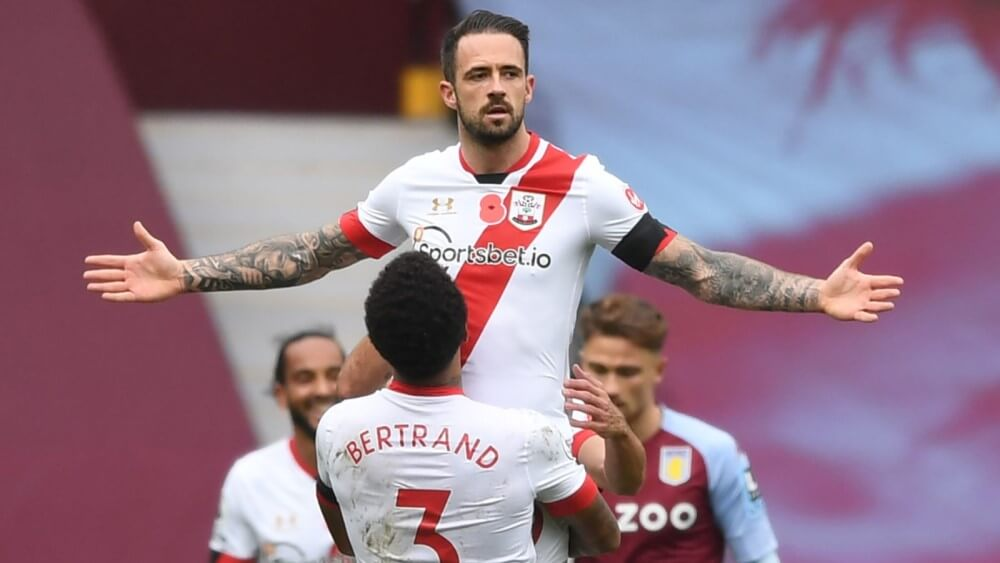 Manchester United considering a move for Danny Ings