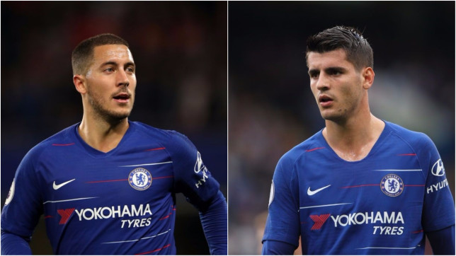 Transfer Revenue from sale of Hazard and Morata helped the financial recovery for Chelsea
