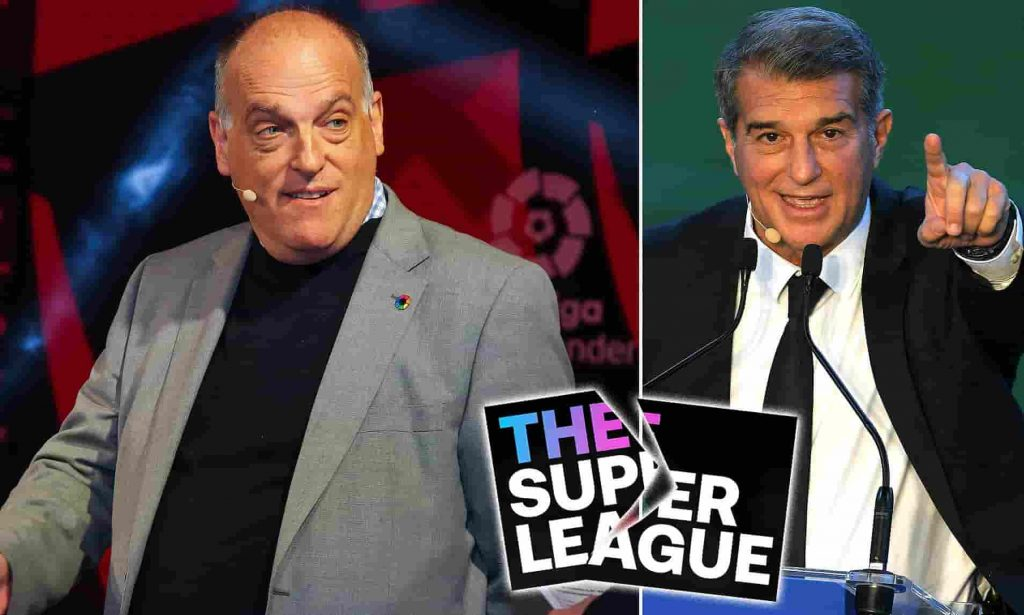 Barcelona In Grave Danger Due To A Warning From Javier Tebas
