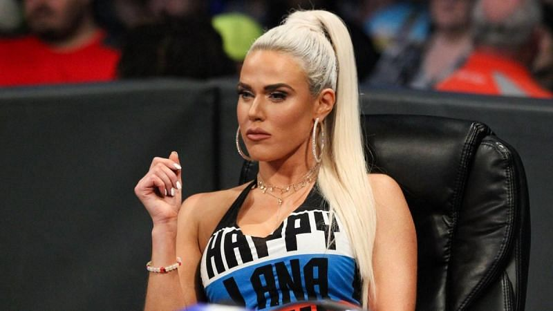 Lana is one of 6 wrestlers released by WWE