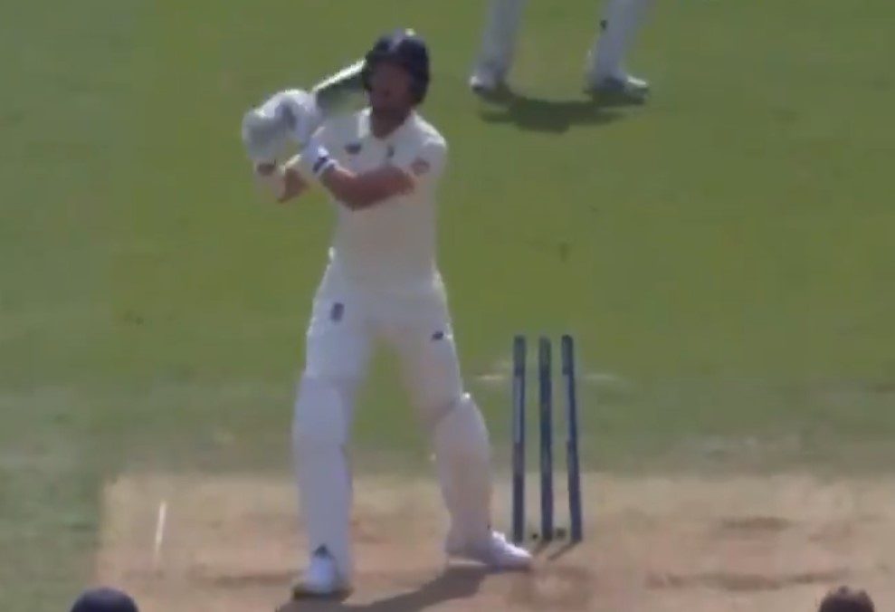 Video: Broad hits a six off Wagner; latter makes a great comeback