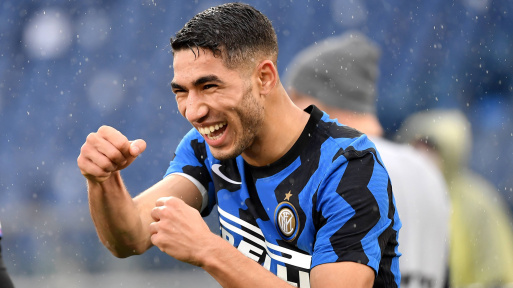 Chelsea close to negotiating a swap deal for Inter's Achraf Hakimi