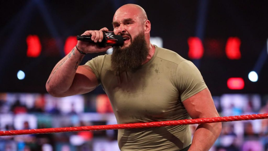 Braun Strowman is one of 6 wrestlers released by WWE