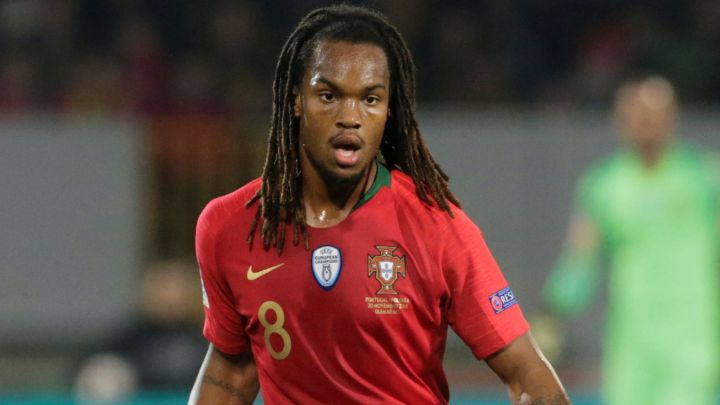 Lille president takes major decision on the fate of Renato Sanches