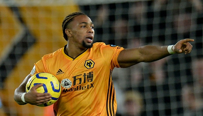 Liverpool wants to sign Wolves winger on a permanent deal