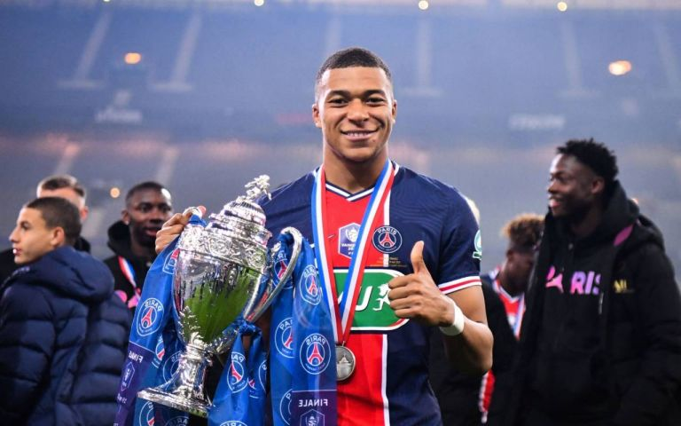 Kylian Mbappe's future with PSG is in doubts